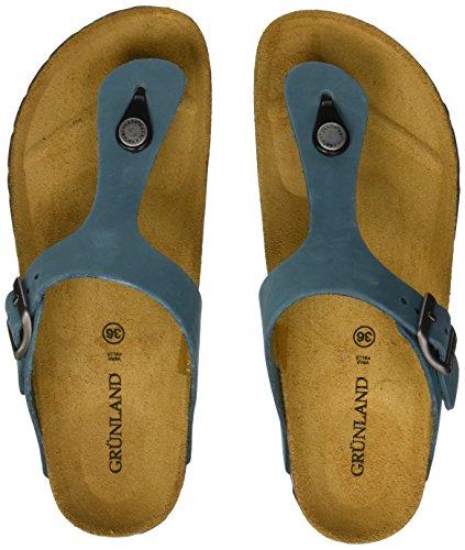 de Azul Mujer Otta Ottanio Zapatos Sara Piscina GRUNLAND y Playa para 0wgExvv8q
