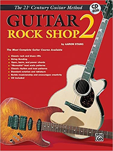 Belwin's 21st Century Guitar Theory 2: The Most Complete Guitar Course Available (Belwin's 21st Century Guitar Course) by Sandy Feldstein (1994-06-01)