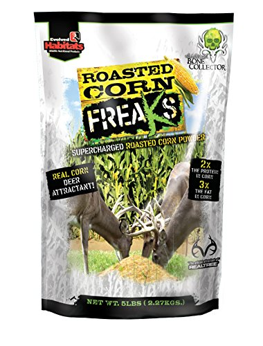 Evolved Habitats Roasted Corn Freaks Mix Deer Attractant