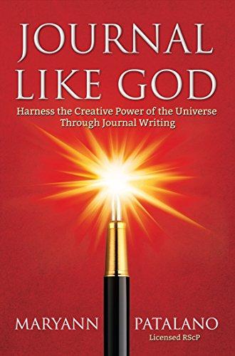 Journal Like God Creative Universe ebook product image