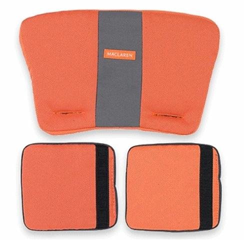 Maclaren Techno XT Comfort Pack - Flame Orange - Maclaren Techno Comfort Pack