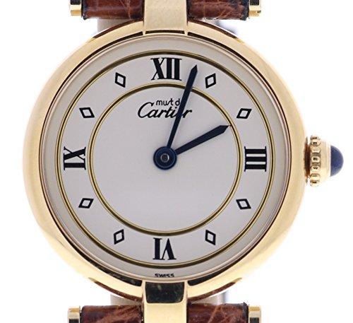 Cartier Must de Cartier quartz womens Watch 1851 (Certified Pre-owned)