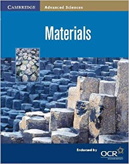 Materials (Cambridge Advanced Sciences) by Janet Taylor (2002-05-30)