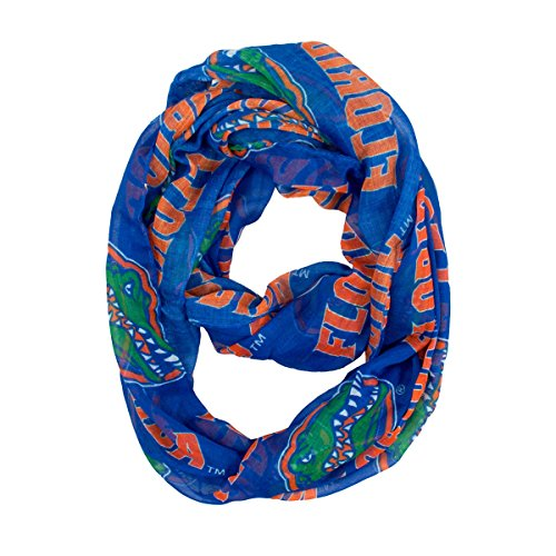 Florida Gators Ncaa Spring - NCAA Florida Gators  Sheer Infinity Scarf
