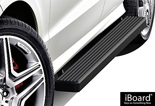 APS iBoard Third Generation Aluminum Running Boards Side Step for Selected Mercedes-Benz M-Class - Mercedes M-class Benz Suv