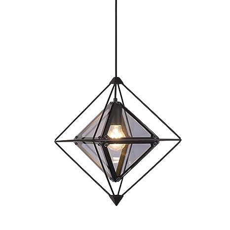 Topdeng Metal Diamond Pendant Lights Light Luxury Creative Modern