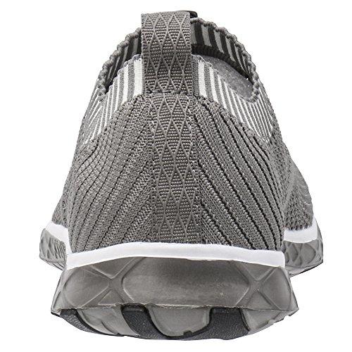 Aleader Aqua Herren Overcast Gray (Knit)