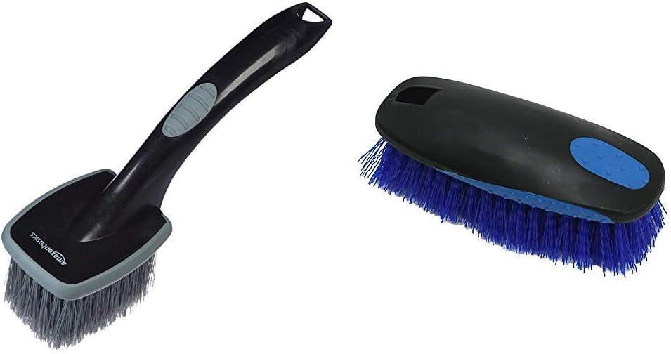 Short Handle Basics Wheel Brush