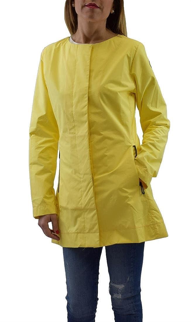 SUNSTRIPES Cappotto Donna giallo Large: Amazon.it