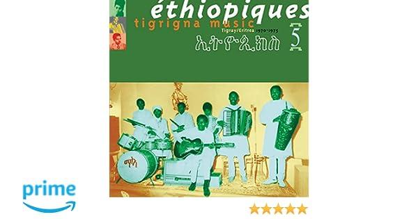 Ethiopiques, Vol  5: Tigrigna Music