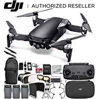 DJI Mavic Air Drone Quadcopter (Onyx Black) EVERYTHING YOU NEED Ultimate Bundle