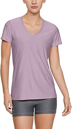 Under Armour Womens Short Sleeve 1344545-P, Womens, Short Sleeve, 1344545