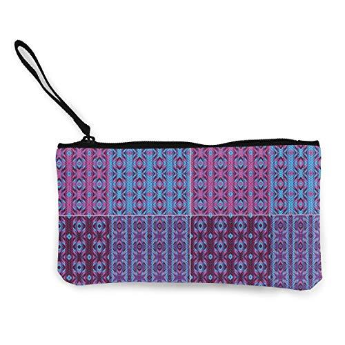 Designed For Women's Wallet Ethnic Pattern Stationery Bag Purse Storage Bag Canvas Bag ()