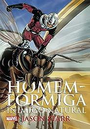Homem-Formiga - inimigo natural (Marvel)
