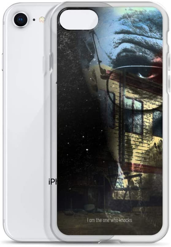 iPhone 7/8 Case Anti-Scratch Television Show Transparent Cases Cover Heisenberg Breaking Bad Tv Shows Series Crystal Clear