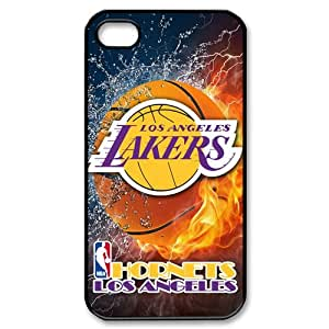 Custom Los Angeles Lakers Case for iPhone 4 4s