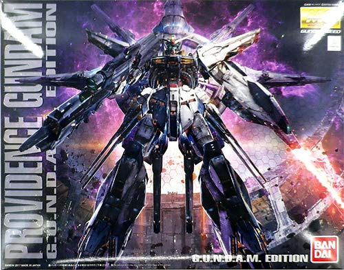 MG Mobile Suit Gundam Seed 1/100 Providence Gundam G.U.N.D.A.M. Edition Plastic ()