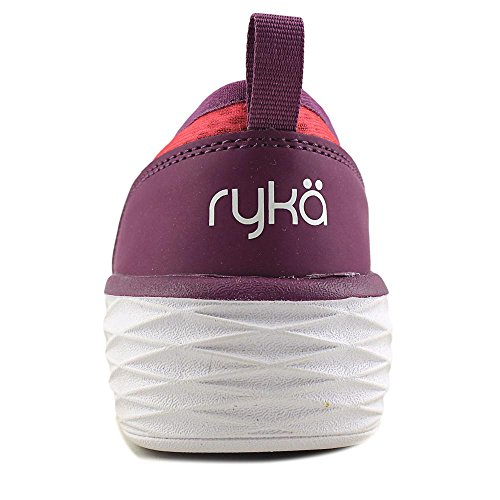 Ryka Womens Neve Fashion Sneaker Succo Duva / Snozzberry / Bianco