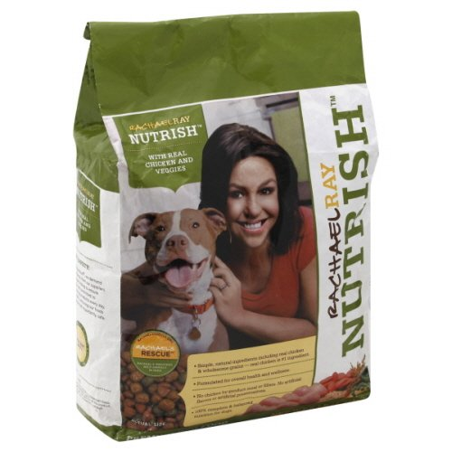 Rachael Ray Nutrish Dog Food, Premium, with Real Chicken and Veggies , 6 Lb, (Pack of 2)