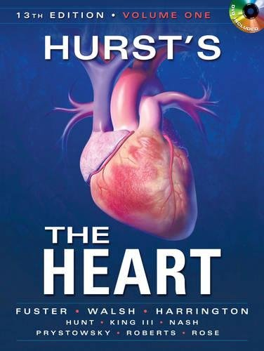 Hurst's the Heart, 13th Edition: Two Volume Set (Heart Valentin)