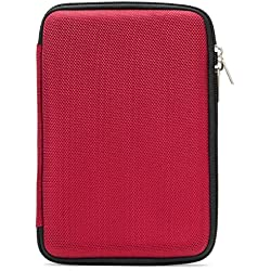 """Slim Hard Cube Portable Travel Case for Amazon Kindle Fire HD Tablet with Alexa 7"""" 8"""""""