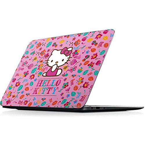 Skinit Hello Kitty Smile XPS 13 Notebook (13in, 2015) Skin - Officially Licensed Sanrio Laptop Decal - Ultra Thin, Lightweight Vinyl Decal Protection