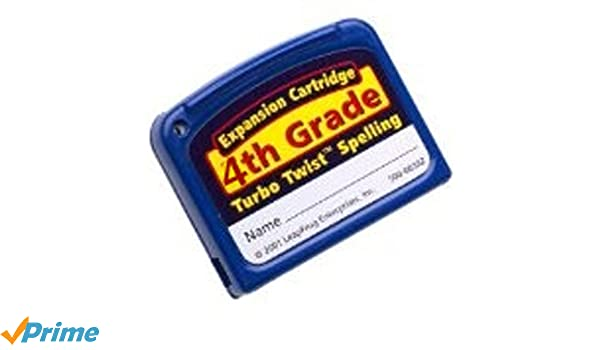 Amazon.com: Turbo Twist Spelling Expansion Cartridge 4th ...