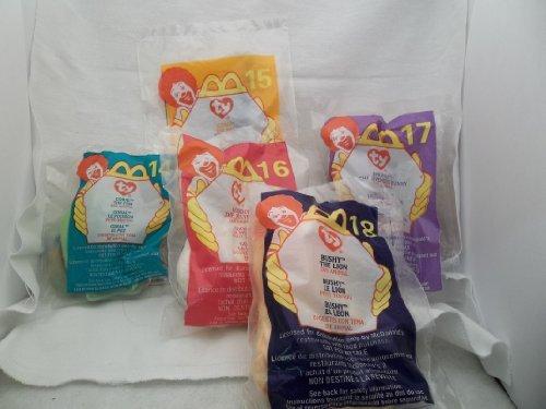 (TY McDonald's Teenie Beanies - Complete Bagged Set of 18 (2000))