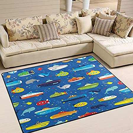 51bddwN5AkL._SS450_ Whale Rugs and Whale Area Rugs