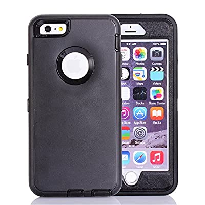 Iphone 6 Plus Case Lordtech(TM) Shock-resistant Dustproof Armor Case Cover for Iphone 6 Plus