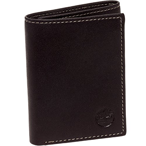 Timberland Antique Leather Trifold Wallet