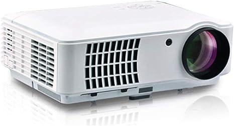 Video Full HD Proyector LED 720P Brillo alto Proyector HDMI para ...