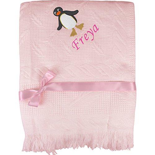 Personalised Baby Pram Blankets - 2