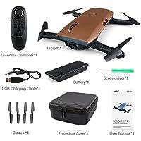 Sixsons JJRC H47 Elfie Selfie 720P WiFi Camera Foldable Pocket Drone Mini FPV Quadcopter