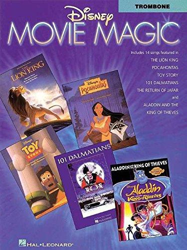 DISNEY MOVIE MAGIC TROMBONE