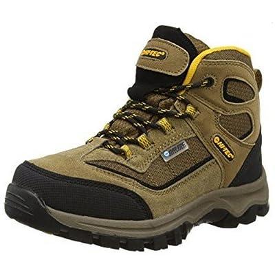 Hi-Tec Hillside - Chaussures montante de randonnée imperméables - Enfant unisexe