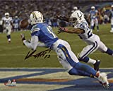 Keenan Allen San Diego Chargers Autographed 8