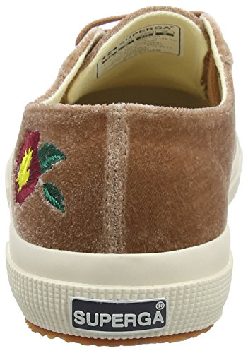 Superga 2750 Rosa Pink Sneaker Blush Donna Embaivelvetw Wgz a1fnWdwx1T