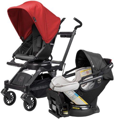 Orbit Baby G3 Essentials Kit - Red - Black - Black