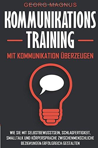 Buch Kommunikationstraining Mit Kommunikation überzeugen