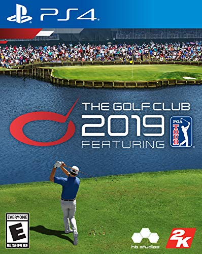 The Golf Club 2019 Featuring PGA Tour - PlayStation -