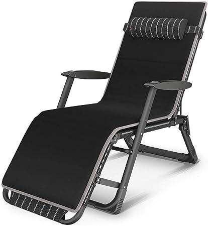Chaise Longue Chaise Pliante Chaise déjeuner lit Paresseux