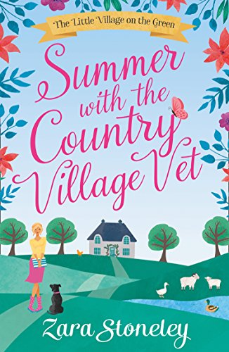 Summer with the Country Village Vet (The Little Village on the Green, Book 1) cover