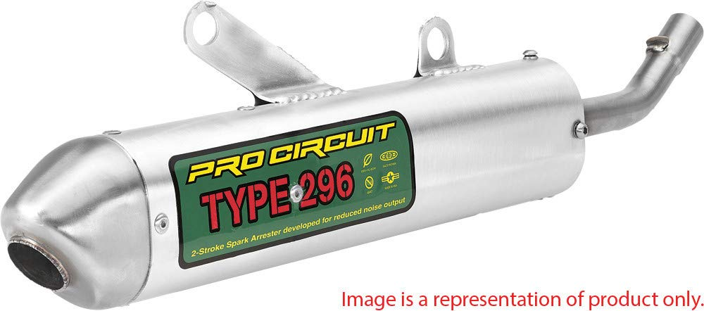 Pro Circuit 19-20 Yamaha YZ85 Type 296 Spark Arrestor by Pro Circuit