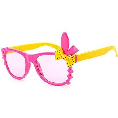 Wang-RX Gafas de sol para niños Pilot Children Gafas de sol ...