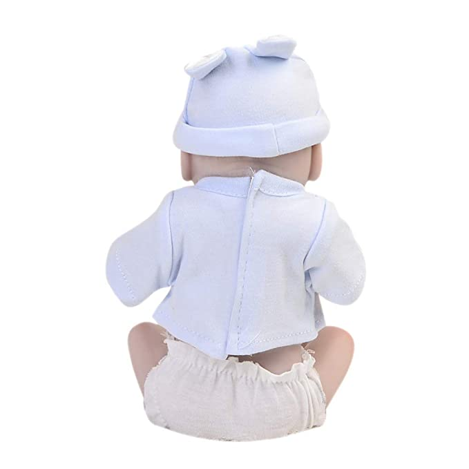 Amazon.com: ZZYB Reborn Baby Dolls Full Body Silicone 11