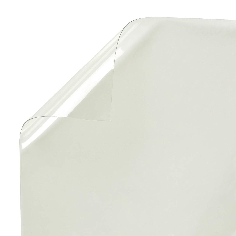 Clear Plastex Fabrics 40 Gauge Vinyl Fabric by The Yard