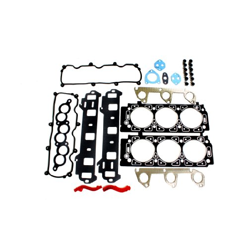 New EH1013E2 Graphite Cylinder Head Gasket Set for Ford Probe Taurus Tempo Windstar Mercury Sable Topaz 3.0L V6 183cid Engine 91-99