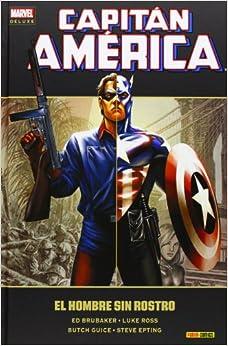 Capitán América 8. El Hombre Sin Rostro por Vv.aa.
