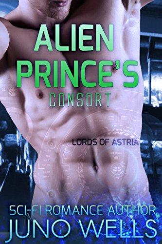 Alien Princes Consort Sci fi Romance ebook product image
